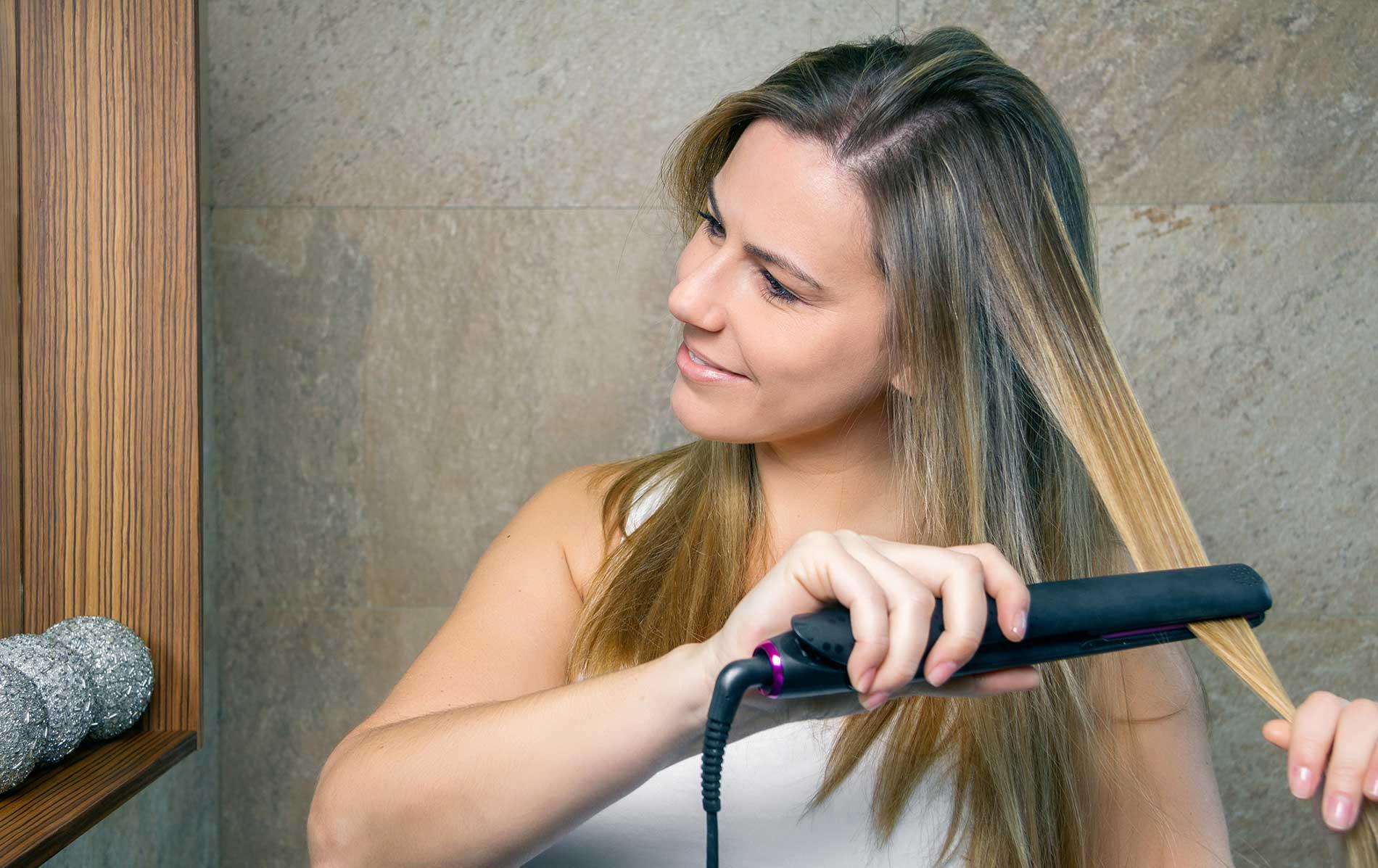 Comment lisser ses cheveux ?